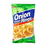 Nong Shim Flavored Rings, Onion, 3.17 Ounce