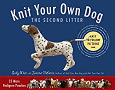 Image of NEW   Knit Your Own Dog:. Brand catalog list of Black Dog & Leventhal.
