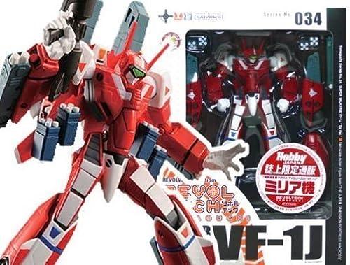 Sin impuestos Kaiyodo Revoltech - HJ Limited - MACROSS MACROSS MACROSS VALKYRIE VF-1J MIRIA ( Japanese Import ) by Kaiyodo  más orden