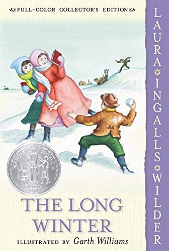 The Long Winter (Little House) by Laura Ingalls Wilder (2004-05-11)