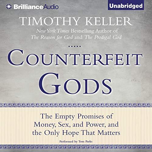 Counterfeit Gods cover art