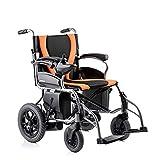 Silla De Ruedas Eléctrica Inteligente Automática Plegable YJR, Asiento Para Discapacitados Ancianos Discapacitados, Vehículo De Cuatro Ruedas