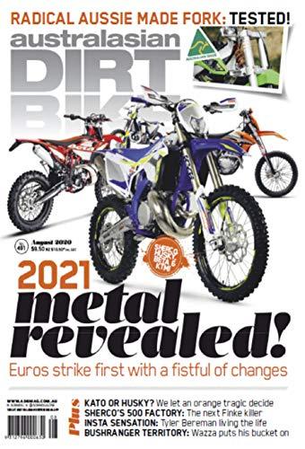 Australian Dirt Bike Magazine - 2021 Metal Revealed (English Edition)