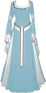 light blue renaissance dress