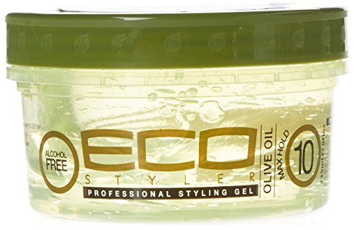 Price comparison product image Eco Style Olive Oil Gel,  8 Ounce