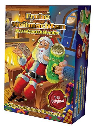"Handelshaus Huber-Koelle Bier-Adventskalender""Ruprecht"", EINWEG ("