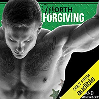 Worth Forgiving audiobook cover art