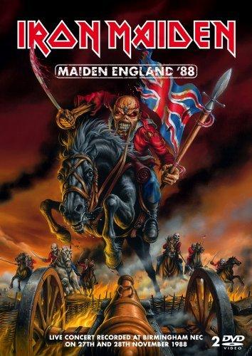 Maiden England '88 [2 DVD][Explicit]