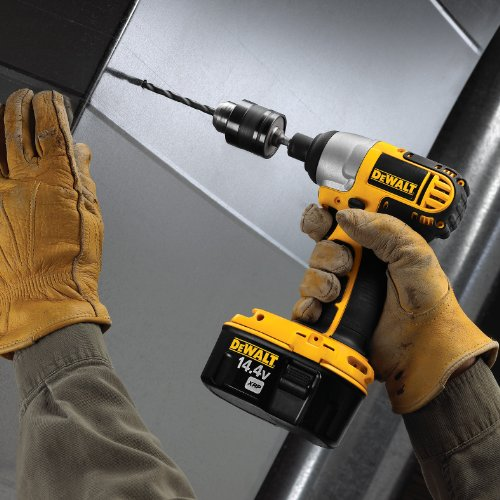 DEWALT Drill Chuck for Impact Driver, Quick Connect (DW0521)