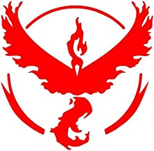 Team Red (Valor) Decal Sticker for Car/Truck/Laptop (4.5