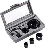 Bosch Professional Set Misto di Seghe a Tazza, 11 Pezzi, 22 - 68 mm...