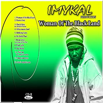 Woman of the Black Land