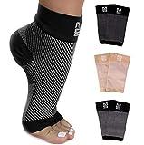 Calcetín de compresión Gradual para Reducir la Fascitis en la Planta del pie, La Tobillera Reduce el Dolor y estabiliza el talón, Mejora la circulación y Alivia la hinchazón de los pies.
