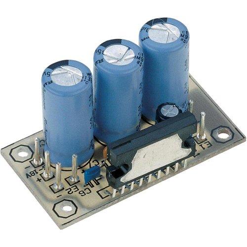 Conrad Components Stereo-Verstärker Bausatz 9 V/DC, 12 V/DC, 18 V/DC 20 W 2 Ω