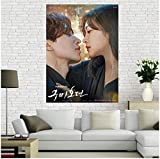 Duying Nueve Colas Fox Lee Dong Wook Poster Wall Home Art Decoration Canvas...
