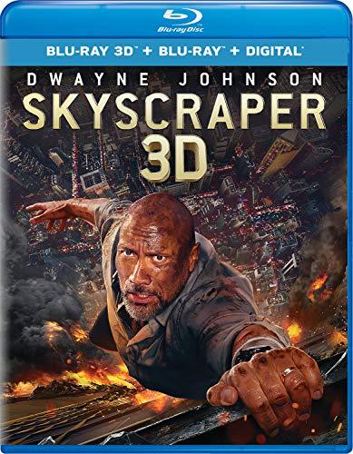 Skyscraper [Blu-ray]