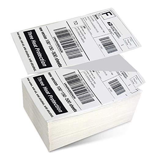 Papel Térmico Etiquetas  marca SPATA