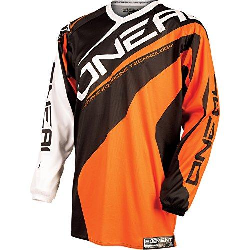 Oneal Element 2015 abbigliamento maglia da motocross, Orange