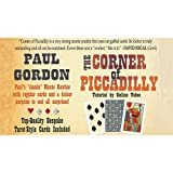 SOLOMAGIA The Corner of Piccadilly (Tarot Size Plus Online Instruction) by Paul Gordon - Card Tricks - Trucos Magia y la Magia