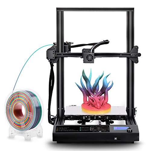 SUNLU 3D Printer S8 with Resume Printing + Filament Detection, Dual Axis Model Dual Z, Ultra-easy Assembly, 310 x 310 x 400mm Large Build Size Heated bed SLi-S8