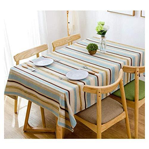 YSJYYHP Manteles Rectangular Antimanchas,70x75cm Mantel de Algodón y Lino, Lavable Manteles para Bodas Fiesta Buffet Navidad Cumpleaños Restaurante