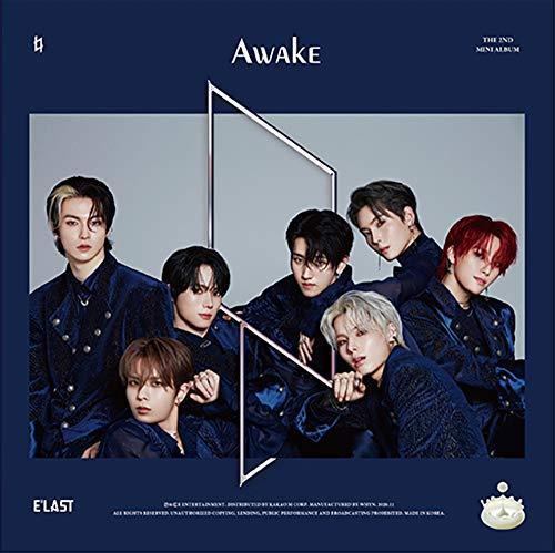 E'LAST - Awake (2nd Mini Album) Album (Navy ver.)