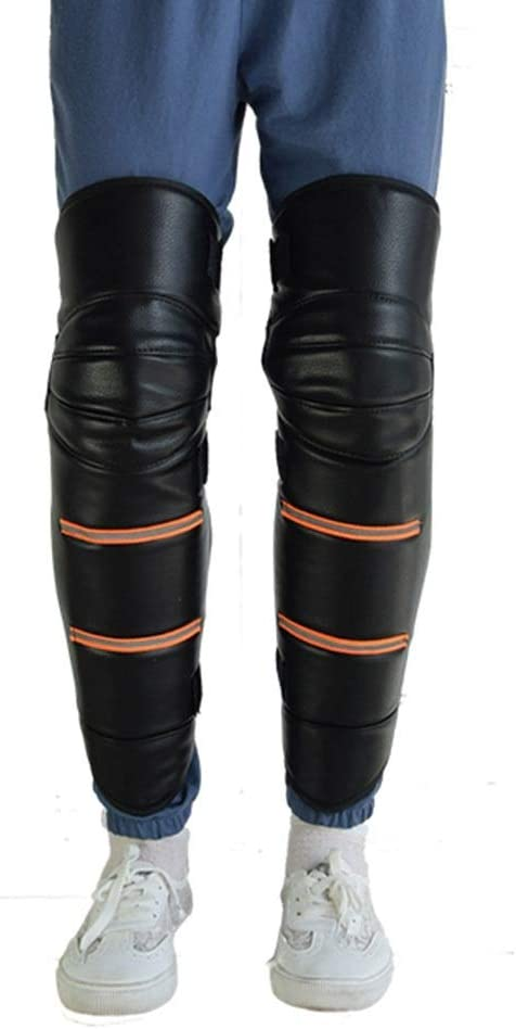 Knee pads HUORD Warm Cheap bargain Child and Velvet Adolescent Plus Outstanding Thicke Use