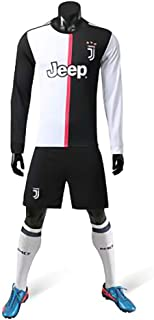 Abby Cd Custom Adult Football Jersey Kits T-Shirt & Shorts & Socks Club Team, Personalized Home&Away Kit Long Sleeve Polyester Mens Football Shirt