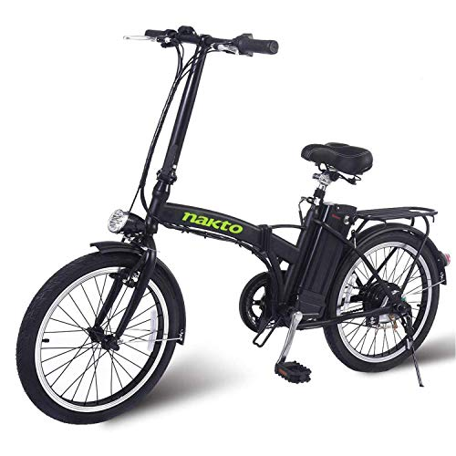 Nakto Folding Electric Bike