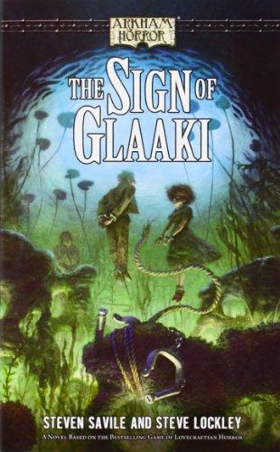 The Sign of Glaaki Novel