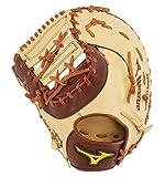 Mizuno GXF28S3 Classic Pro Soft Guante de béisbol de Primera Base, 12.5 Pulgadas, Mano Derecha