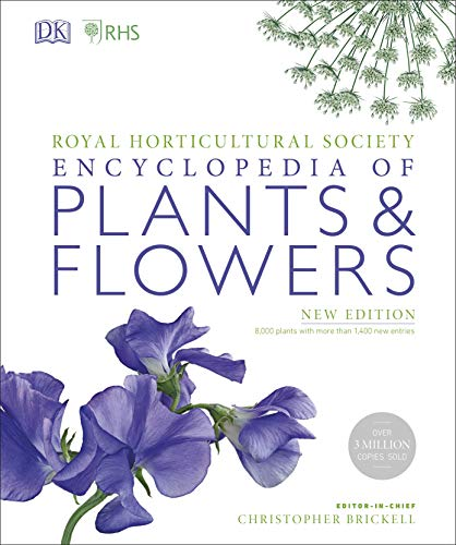 RHS Encyclopedia Of Plants and Flowers (English Edition)