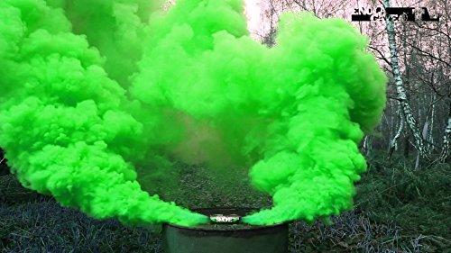 ENOLA Gaye Burst Draht smoke Grenade schnellen Dick Bildschirm Dual Burst–grün