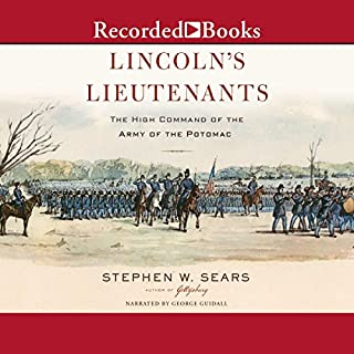 Lincoln's Lieutenants cover art