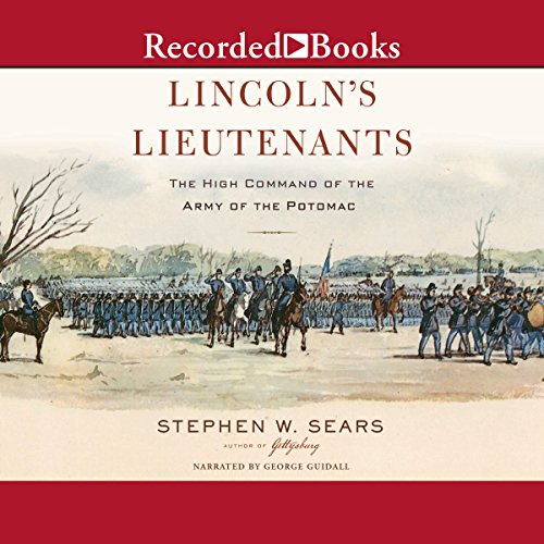 Lincoln's Lieutenants audiobook cover art