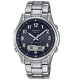 カシオ 腕時計 リニエージ 電波ソーラー LCW-M100TSE-1A2JF メンズ シルバー