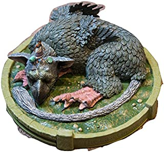 The Last Guardian Limited Collector's Edition Sleeping Trico & Boy Diorama Statue