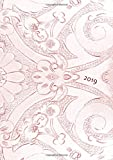 dicker TageBuch Kalender 2019 - BRONZE ORNAMENT: Endlich genug Platz für dein Leben! 1 Tag pro DIN A4 Seite