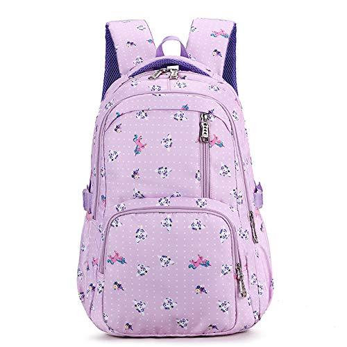 Middle School Student School Bag Female Backpack Elementary School Sixth Grade High School Simple High School Backpack 45X30X20Cm