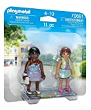 PLAYMOBIL City Life 70691 DuoPack - Carrito de la Compra (4 años)