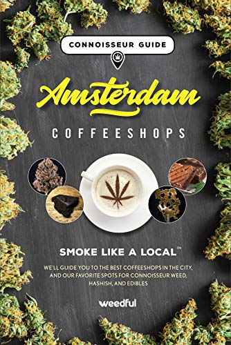 CONNOISSEUR GUIDE: Amsterdam Coffeeshops (English Edition)