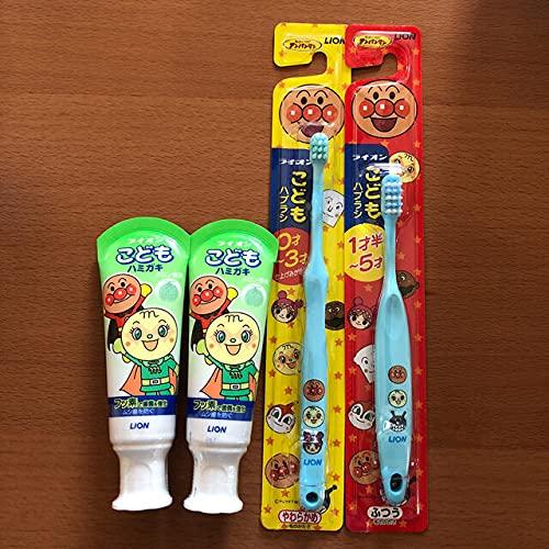 アンパンマン 歯磨きセット