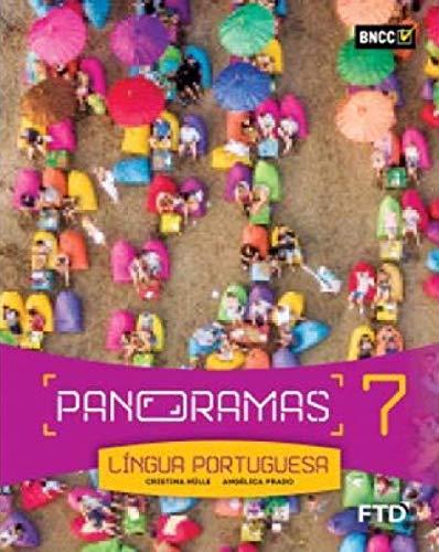 Panoramas Língua Portuguesa - 7º ano