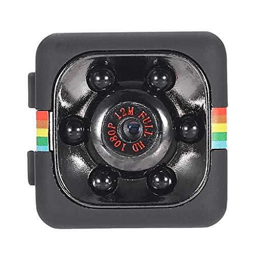 non-brand SQ11 Cámara Espía DVR para Coche 1080P Full HD 30fps Vi-sión Nocturna WiFi Video Recorder Mini Sport DV - Negro