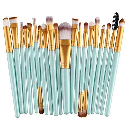 SDK Maquillage Brush Set Foundation Foundation Foundation Fard à paupières Maquillage Brush Lady Cosmetic Tools, 22