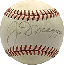 Best mickey mantle and joe dimaggio autographed baseball Reviews