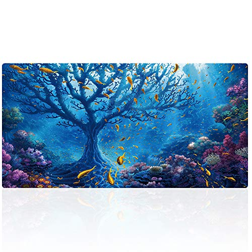 Cmhoo XXL Gaming Mouse Mat Extended & Extra Large Mouse Pad-80x40 haidi004