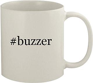 #buzzer - 11oz Hashtag White Coffee Mug