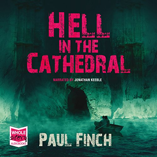 Hell in the Cathedral audiobook cover art