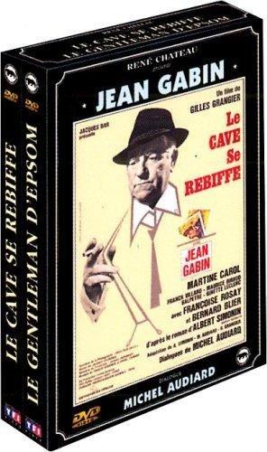 COFFRET GABIN - AUDIARD : Le cave se rebiffe - Le gentleman d'Epsom